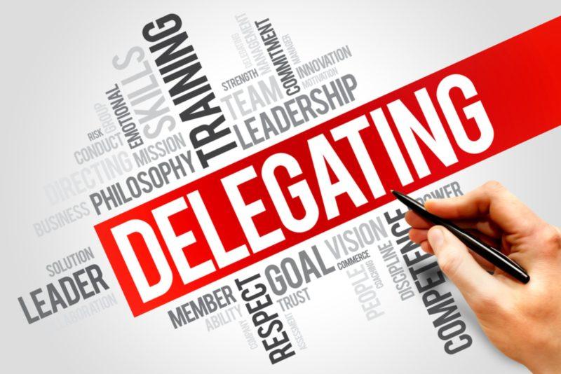 Skuteczne delegowanie, jako narzędzie budowania autorytetu przywódcy