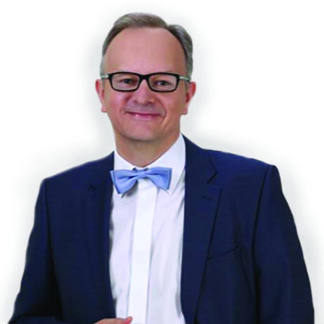 Jacek Walkiewicz - mówca motywacyjny, psycholog, autor