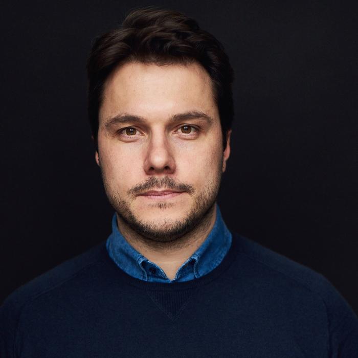 Mateusz Kirstein - Wiceprezes studia produkcyjnego DOBRO (działającego w ramach grupy PLATIGE IMAGE).   fot. Mateusz Nasternak
